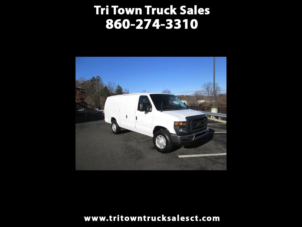 Ford Econoline E-250 Extended 2014
