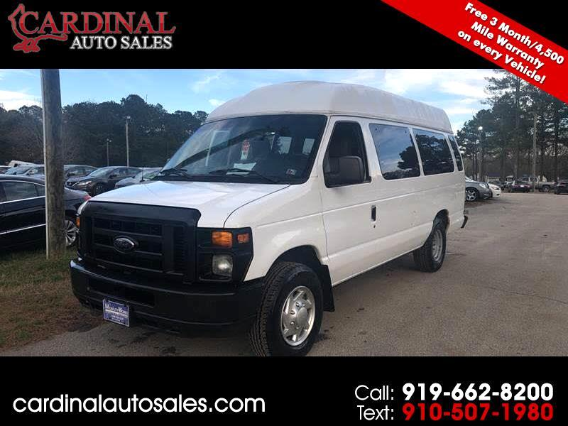 2010 Ford Econoline E-250 Extended