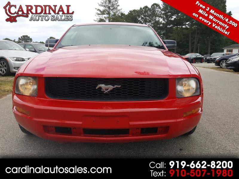 2009 Ford Mustang 2dr Conv V6 Premium