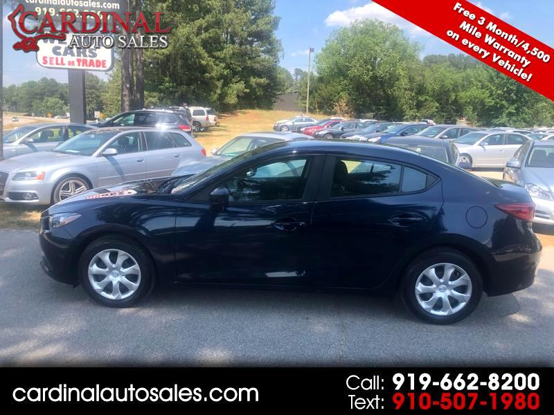 Pleasing Used 2016 Mazda Mazda3 I Sport At 4 Door For Sale In Raleigh Machost Co Dining Chair Design Ideas Machostcouk