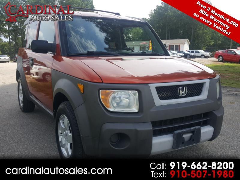 Honda Element EX 2WD 2003