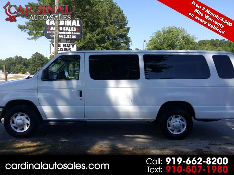 2008 Ford Econoline E-350 Extended