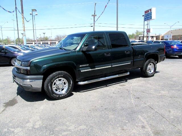 2003 Chevrolet Silverado 1500 HD LS Crew Cab 2WD