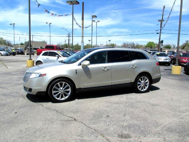 2010 Lincoln MKT 3.5L with EcoBoost AWD