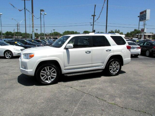 2010 Toyota 4Runner 4dr Limited 3.4L Auto 4WD