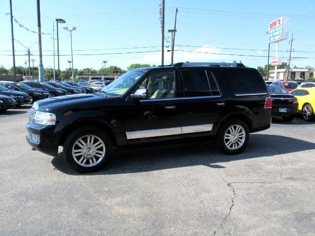 2007 Lincoln Navigator 4WD Luxury