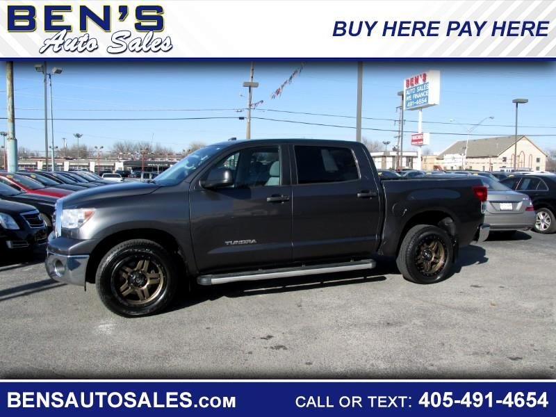 2012 Toyota Tundra 2WD Truck CrewMax 4.6L V8 6-Spd AT  (Natl)