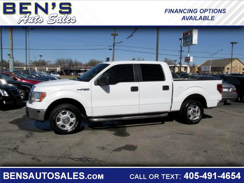 "Ford F-150 2WD SuperCrew 139"" XLT 2010"