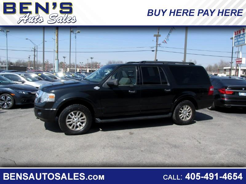 2011 Ford Expedition 4.6L XLT 4WD