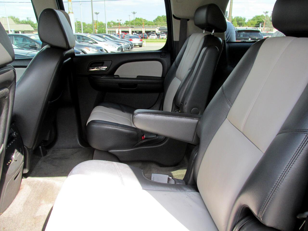 Chevrolet Suburban LTZ 1500 4WD 2008