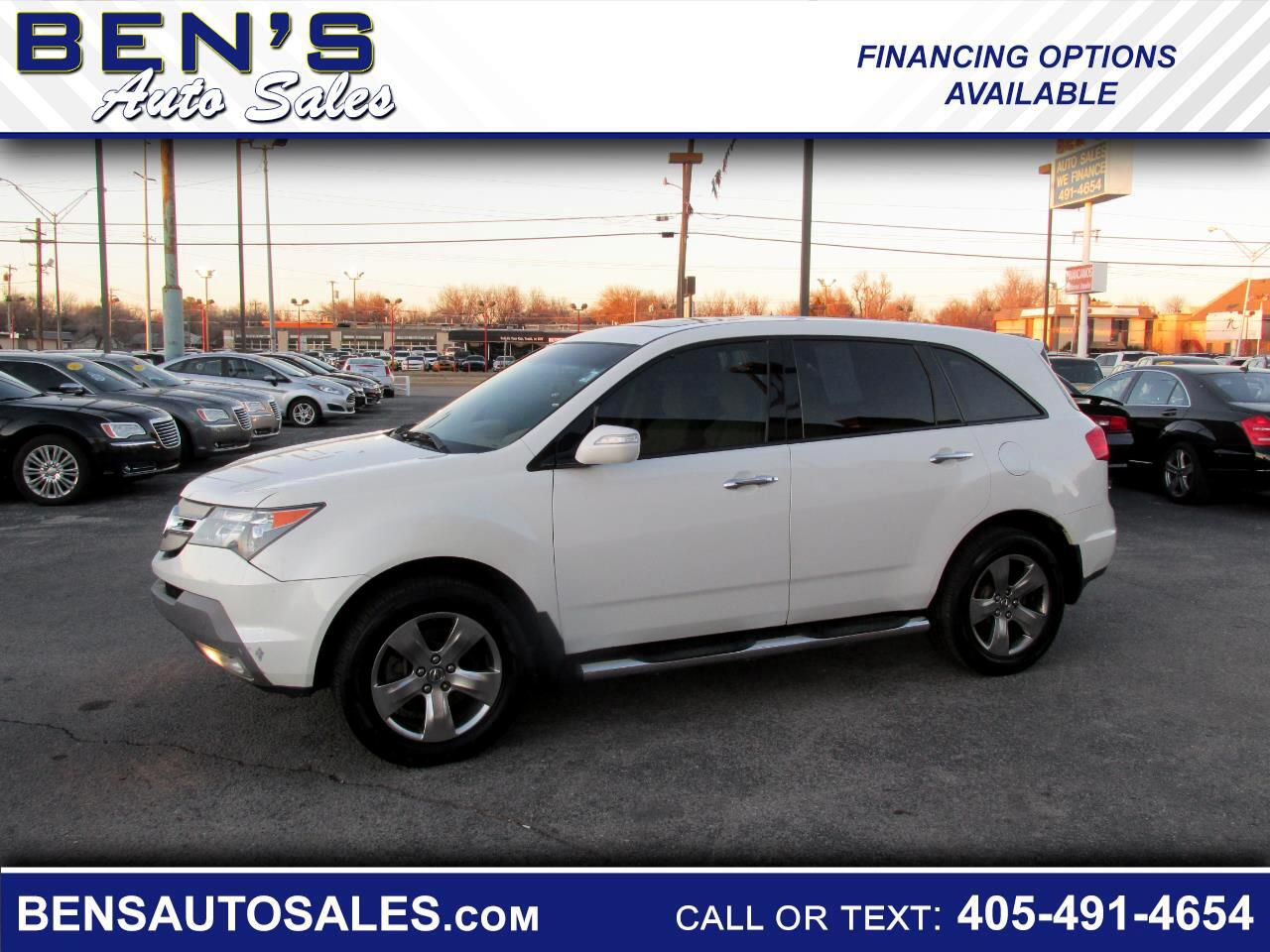 Acura MDX Sport Package 2007
