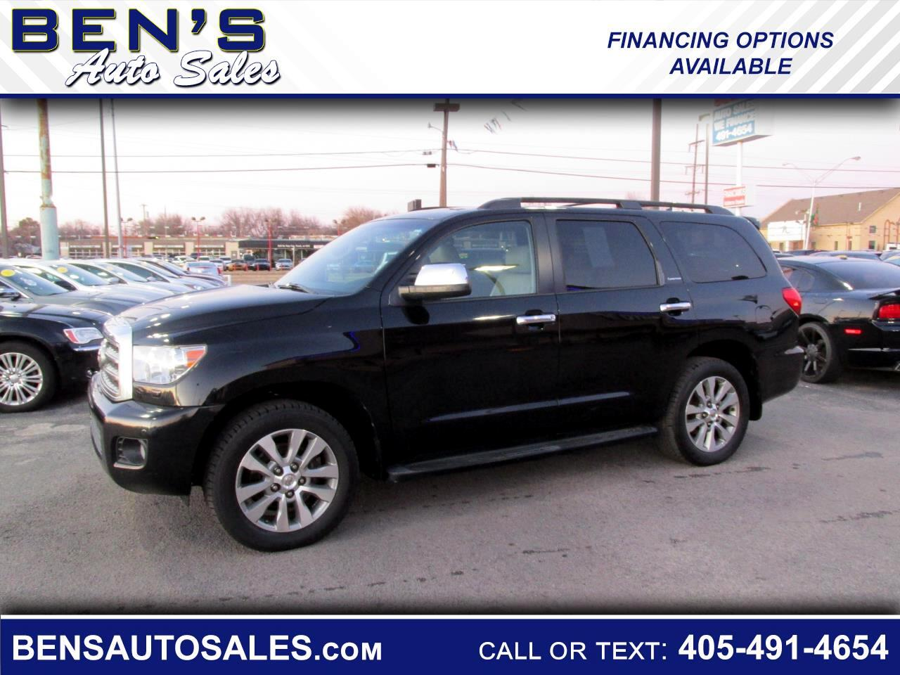 Toyota Sequoia Limited 2WD 2015