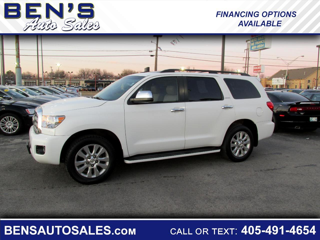 Toyota Sequoia Limited 2WD 2010