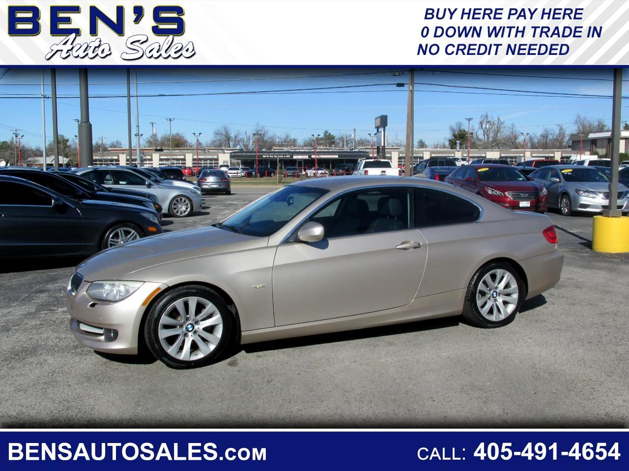 BMW 3-Series 328i Coupe - SULEV 2013