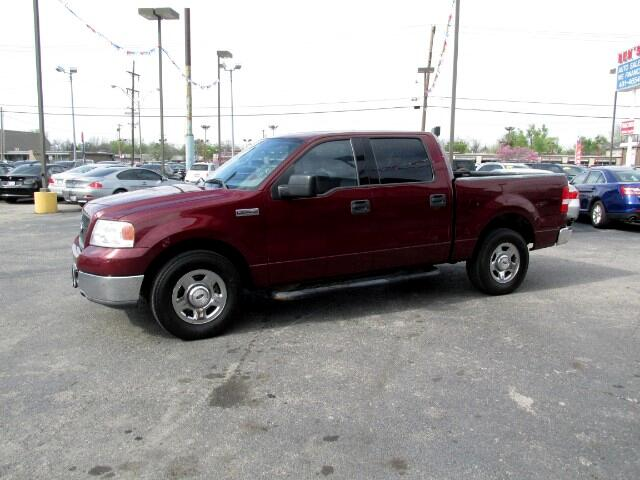 2004 Ford F-150 2WD SuperCrew 139