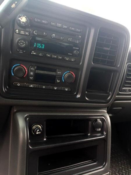 2003 Chevrolet Silverado 1500 HD LT Crew Cab 4WD