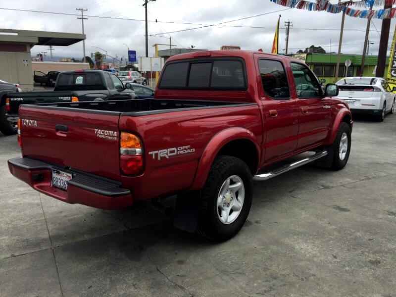 2004 Toyota Tacoma PreRunner Double Cab V6 2WD