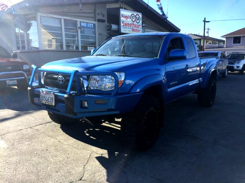 2008 Toyota Tacoma Access Cab V6 6 Speed 4WD Supercharged