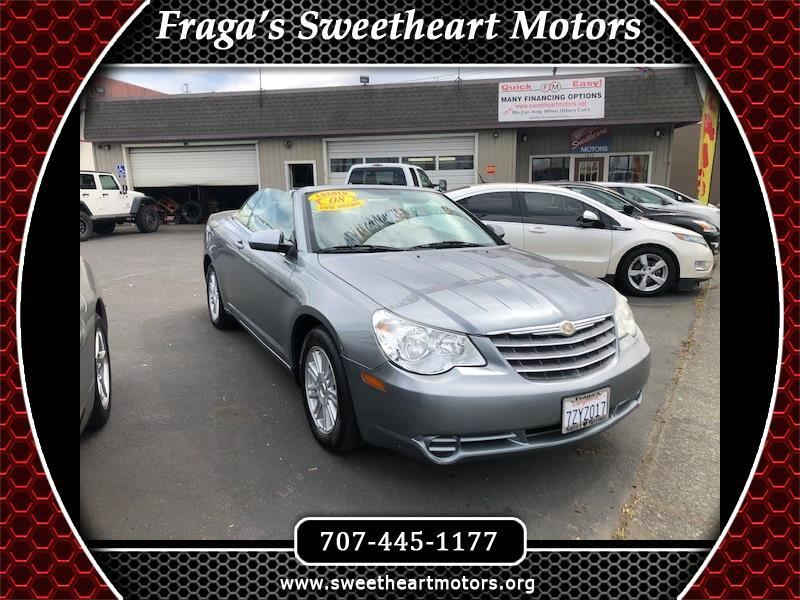 Chrysler Sebring Convertible Touring 2008
