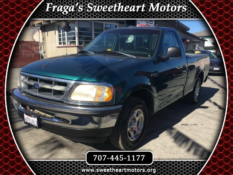 Ford F-150 XL Reg. Cab Short Bed 2WD 1998