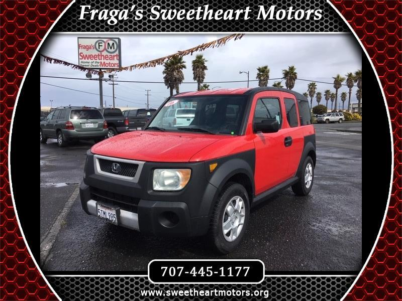 Honda Element LX 2WD 2006