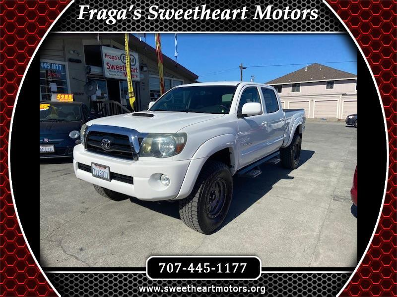 Toyota Tacoma Double Cab Long Bed V6 Auto 4WD 2010