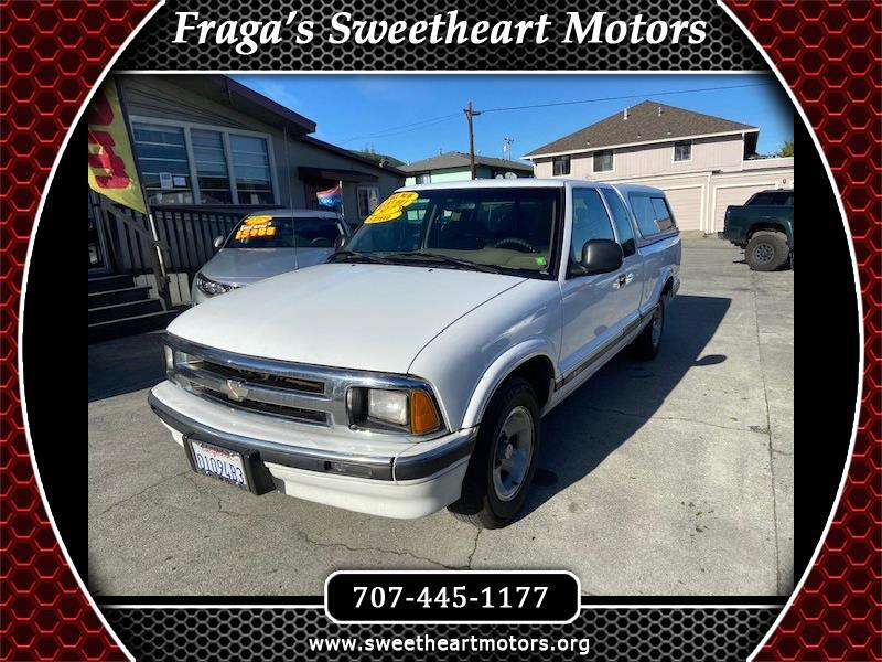 Chevrolet S10 Pickup LS Ext. Cab 2WD 1997