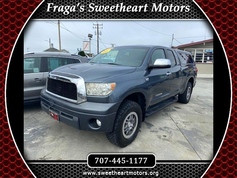 Toyota Tundra Limited Double Cab 4WD 2007
