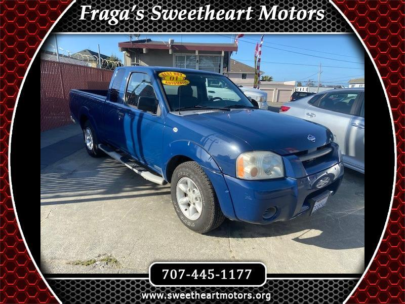 Nissan Frontier XE King Cab 2WD 2001
