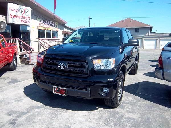 2010 Toyota Tundra Rock Warrior