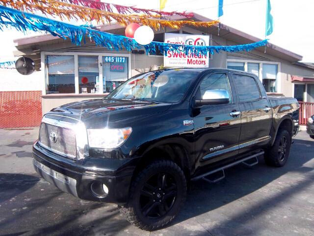 2008 Toyota Tundra Limited CrewMax 5.7L 4WD