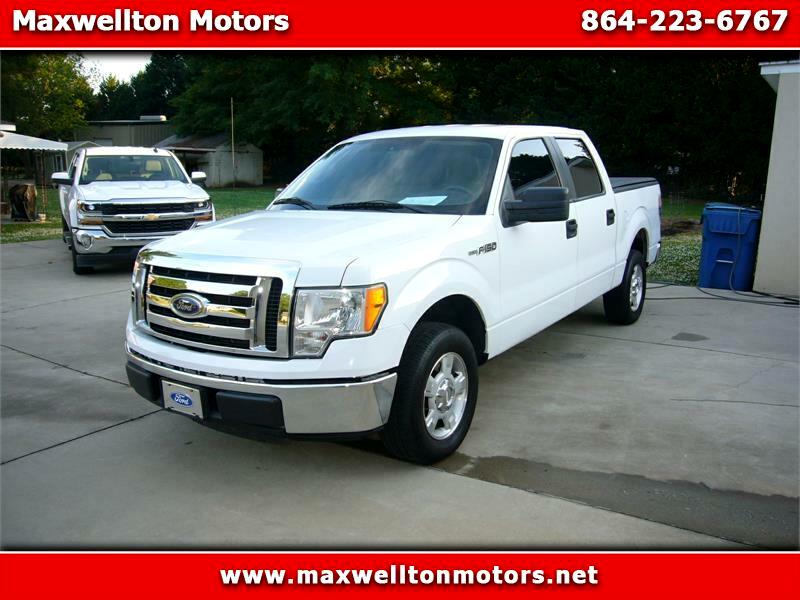 Ford F-150 XLT SuperCrew Short Bed 2WD 2010