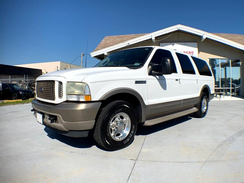 2003 Ford Excursion Eddie Bauer 6.8L 2WD