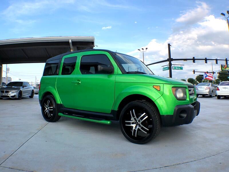 2008 Honda Element EX 2WD AT
