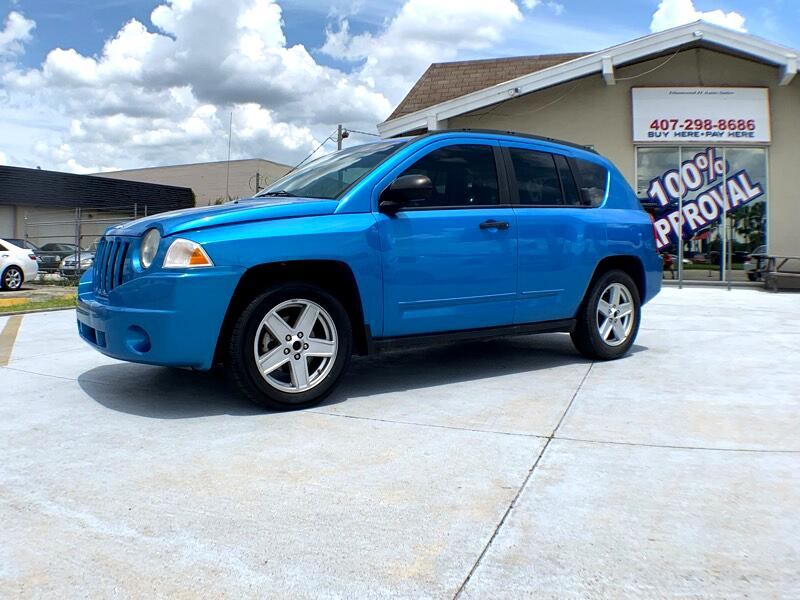 Jeep Compass Sport 2WD 2008