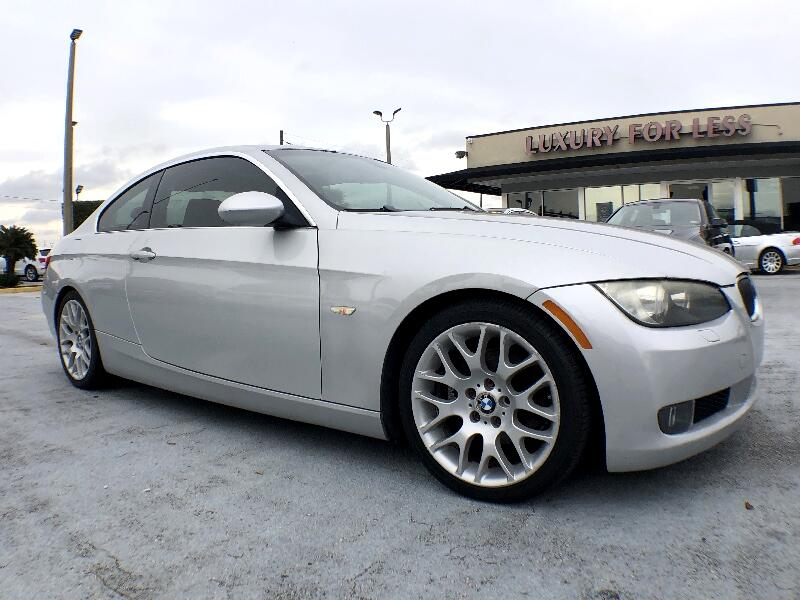 BMW 3-Series 328i Coupe 2007