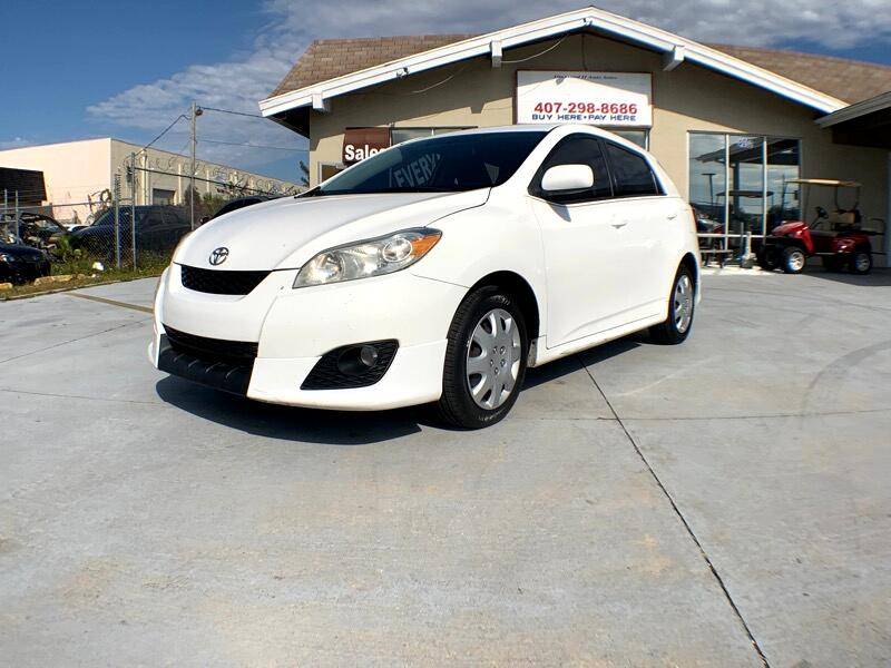 2010 Toyota Matrix 5dr Wgn Auto STD (Natl)
