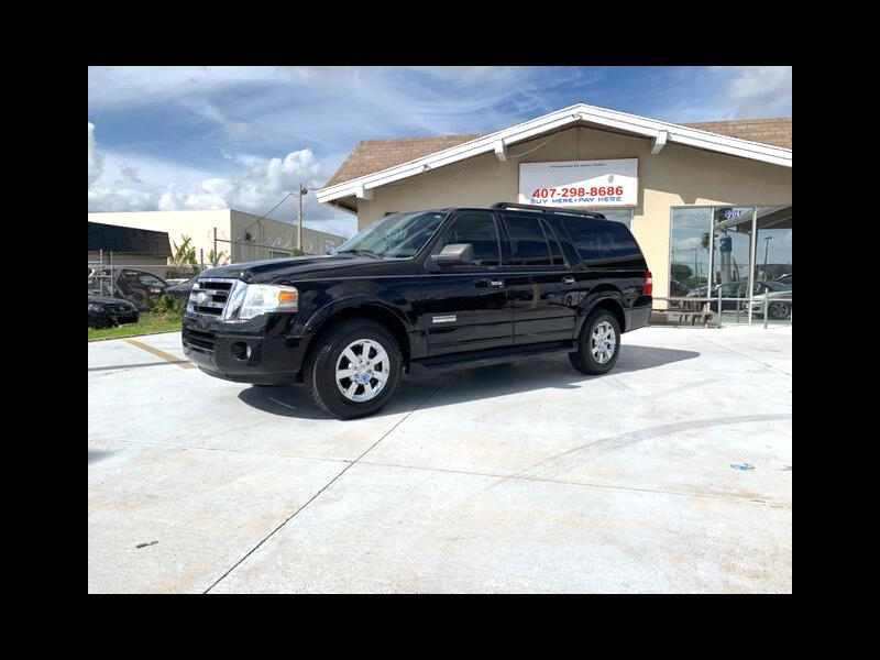 2008 Ford Expedition EL XLT 2WD