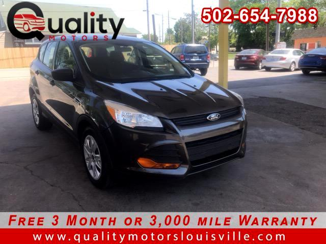 2015 Ford Escape S FWD