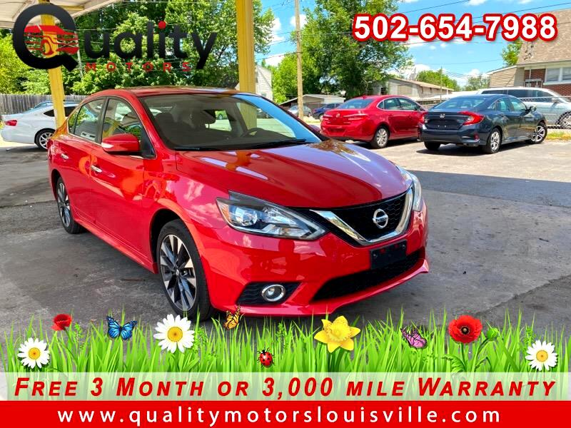used 2017 nissan sentra sr for sale in louisville ky 40216 quality motors llc used cars louisville ky