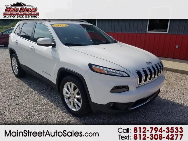 2015 Jeep Cherokee LTD