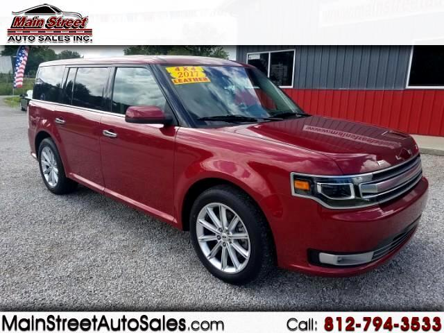 2017 Ford Flex 4dr Limited AWD