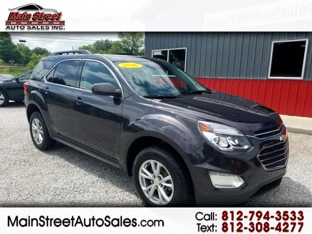2016 Chevrolet Equinox LT AWD Base