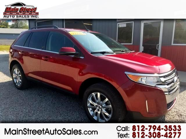 2014 Ford EDGE LIMIT Limited