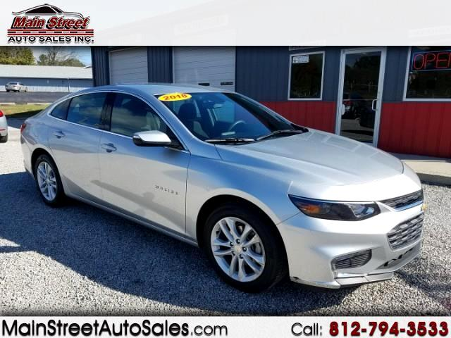 2018 Chevrolet MALIBU 1LT Base