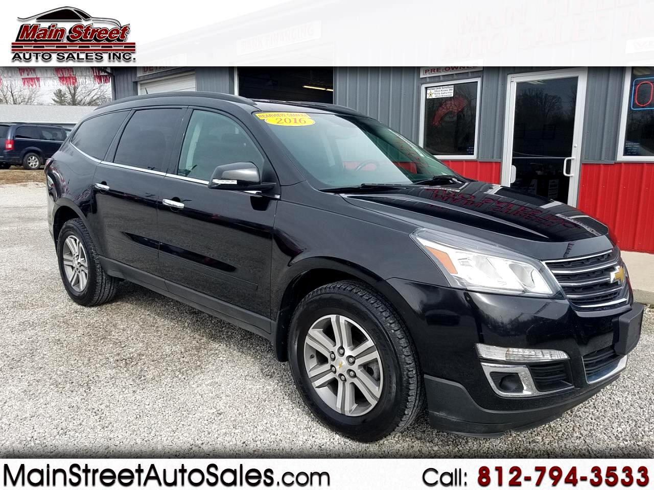 Chevrolet Traverse 1LT AWD 2016