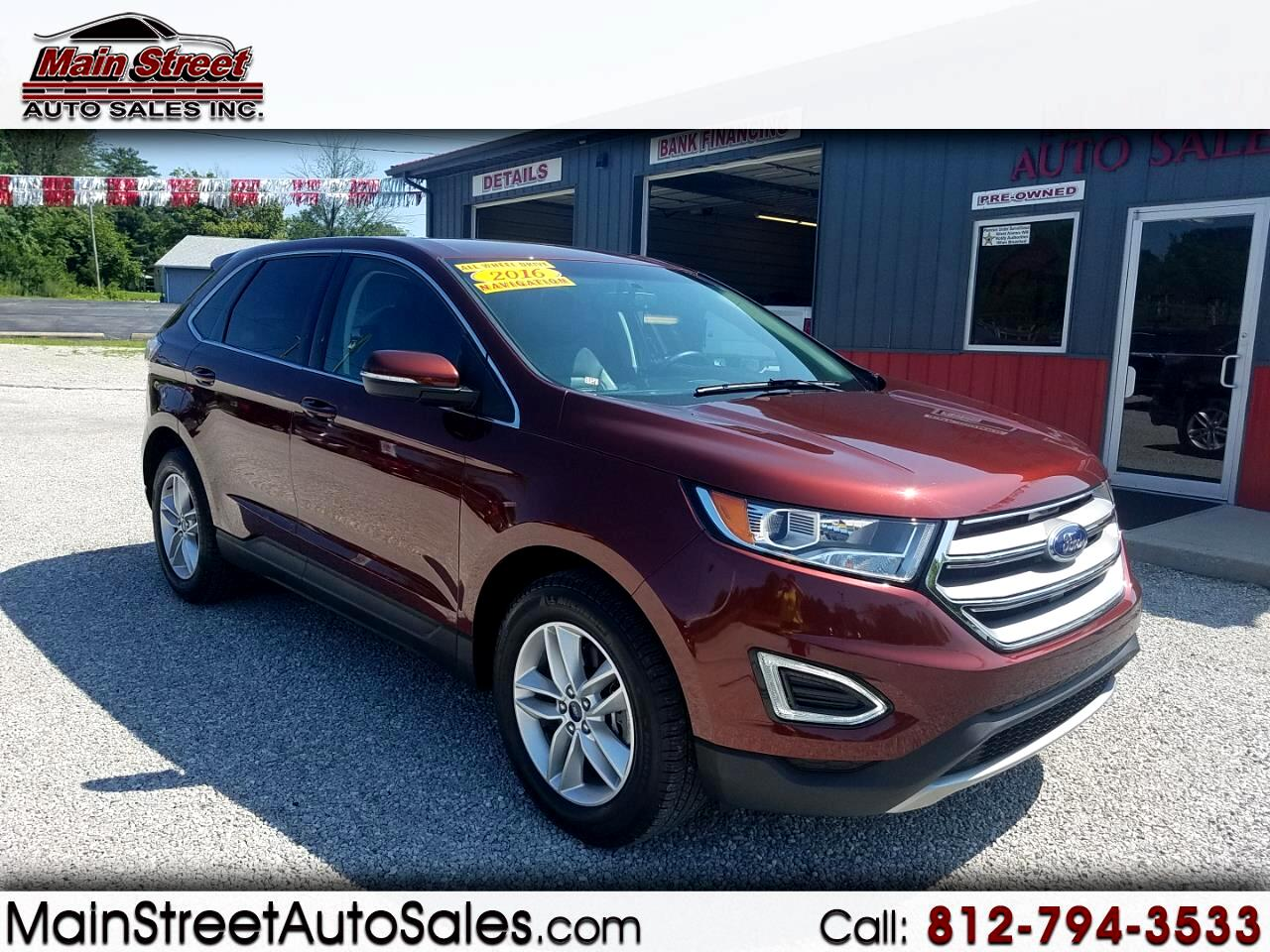 Ford Edge 4dr SEL AWD 2016
