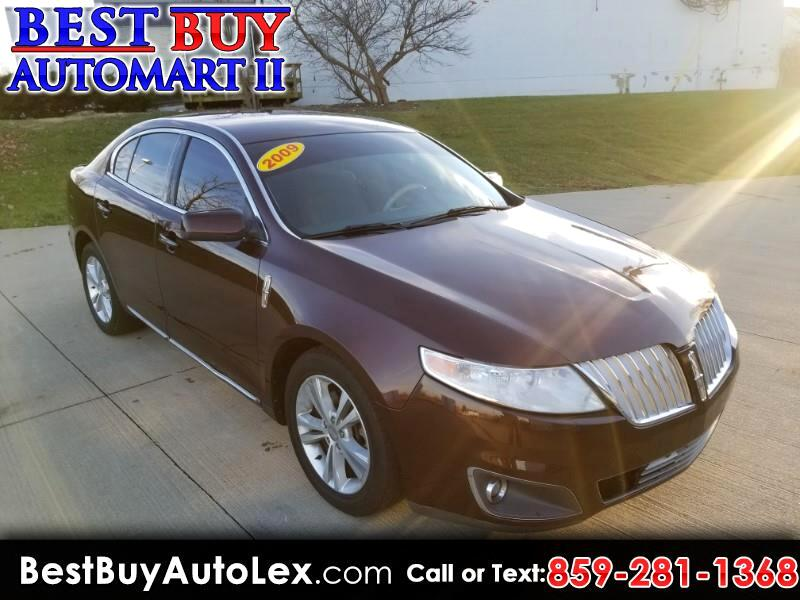Lincoln MKS 4dr Sdn FWD 2009