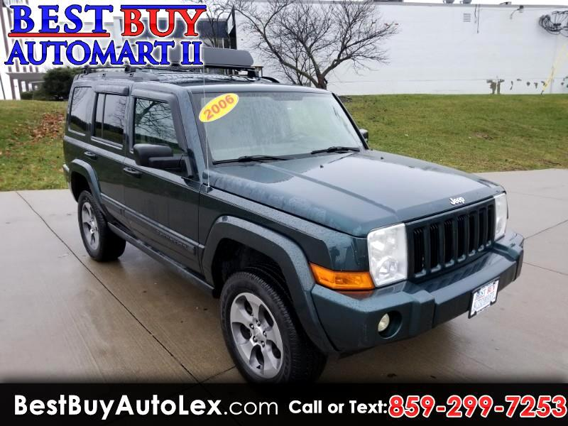 2006 Jeep Commander 4dr 4WD