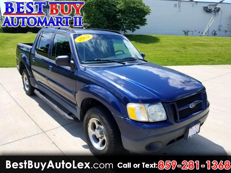 "Ford Explorer Sport Trac 4dr 126"" WB XLT 2004"